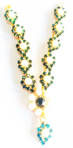 Moti Neckless For Radha Krishana/Jewellery For God