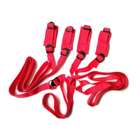 Sex Toys For Woman Couples Handcuffs Bdsm Bondage Set Under Bed BDSM Bondage Restraint Strap System Adults Wrists & Ankle Cuffs