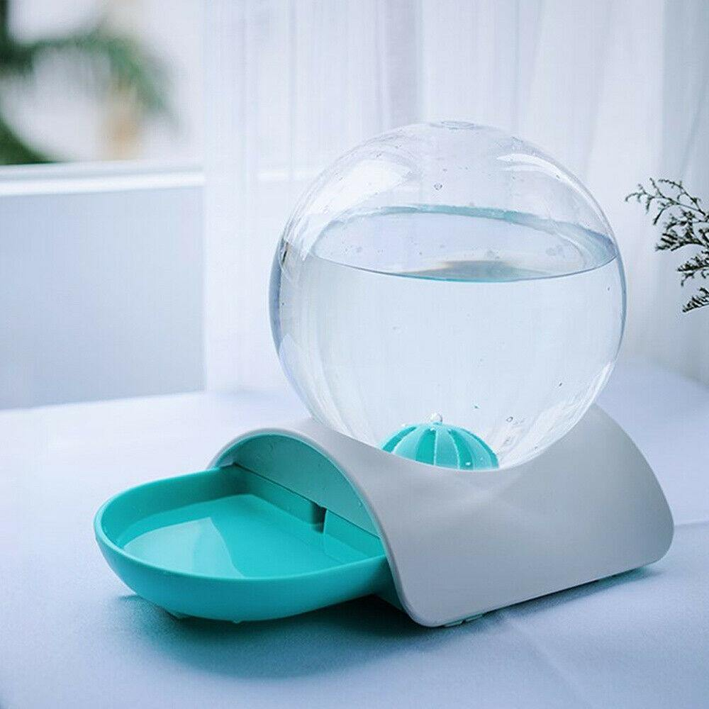 Bubble Shaped Automatic Pet Water Feeder - Dog Chews