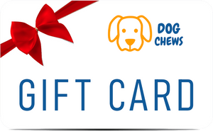 Gift Card £50 - Dog Chews