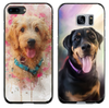 Personalised Phone Cover iPhone/Android (Multiple Designs and Sizes) - Dog Chews