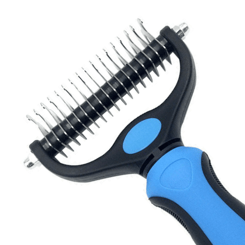 Pet Dematting Grooming Brush - Dog Chews