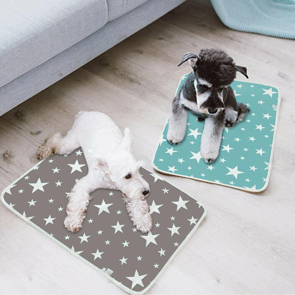 Reusable Waterproof Dog Puppy Pee Pads - Dog Chews