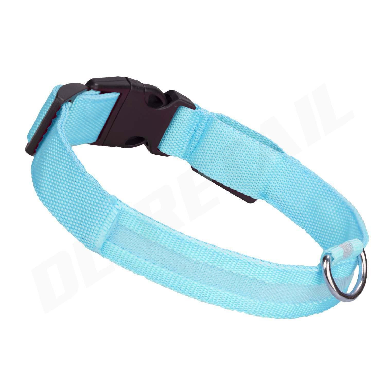 Safety First Dog LED Collar - Dog Chews