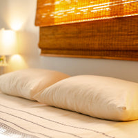 Organic Pillows made with GOLS certified organic shredded Dunlop latex thumbnail