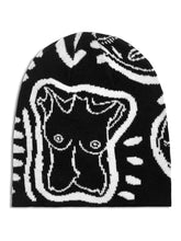 Load image into Gallery viewer, 'All Over You' Knit Beanie - Patrick Church