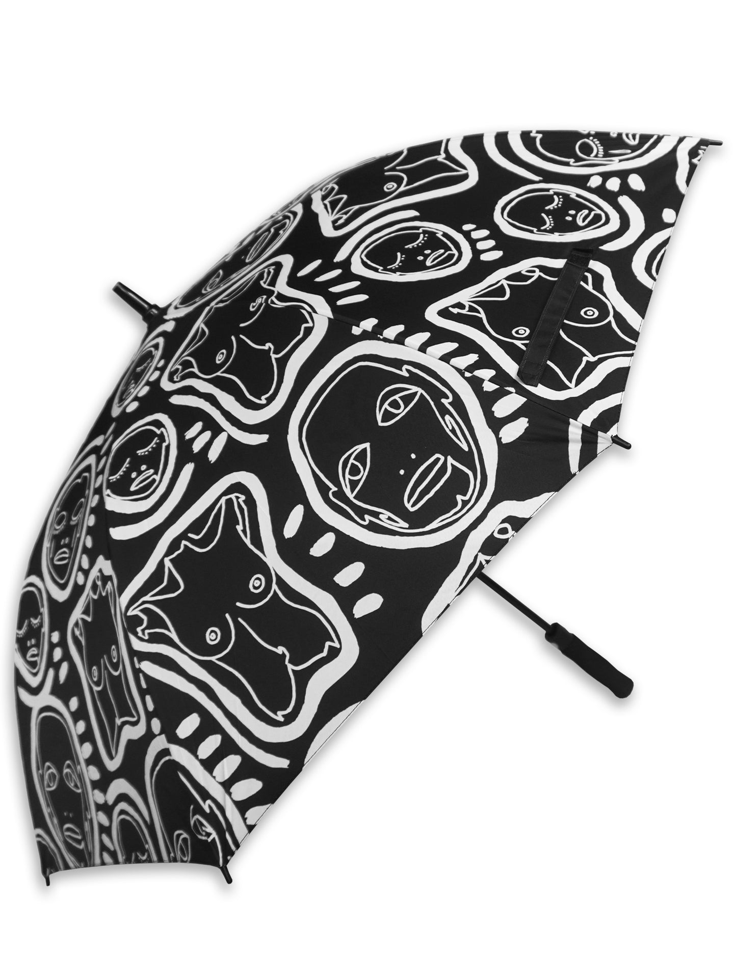 'ALL OVER YOU' OVERSIZED UMBRELLA - Patrick Church