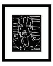 Load image into Gallery viewer, 'Get In Line' Art Print Second Re-edition - Patrick Church