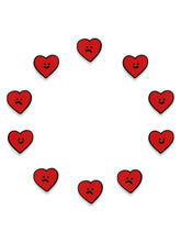 Load image into Gallery viewer, 'HEARTS' Charms 10 Pcs - Patrick Church