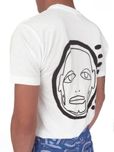 Load image into Gallery viewer, 'All Over You' White Logo T-shirt - Patrick Church
