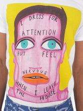 Load image into Gallery viewer, 'Dress For Attention' T-shirt - Patrick Church