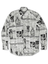 Load image into Gallery viewer, 'Greatest Love' Diary Button Down Shirt - Patrick Church
