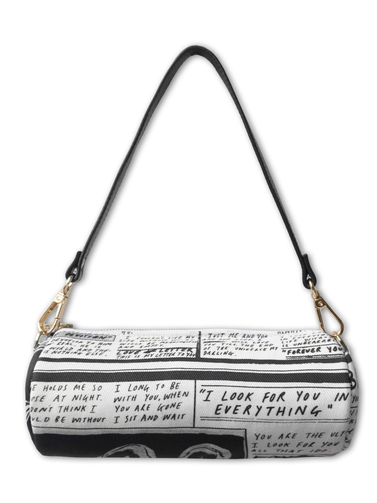'Greatest Love' Diary Denim Purse - Patrick Church