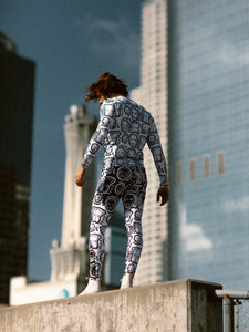 'All Over You' Compression Pants - Patrick Church