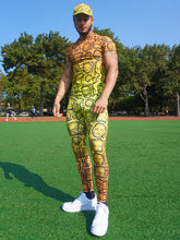 Load image into Gallery viewer, 'All Over You' Hercules Compression Pants - Patrick Church