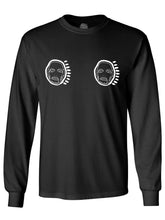 Load image into Gallery viewer, 'The Twins' Long Sleeve T-shirt - Patrick Church