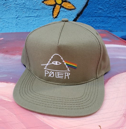 Casquette «Psychedelic» - Poler