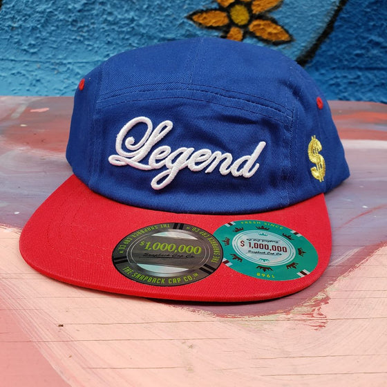 Casquette Legend - Vroom