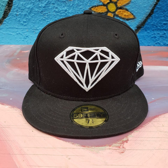 Casquette «Brillant Fitted» - Diamond