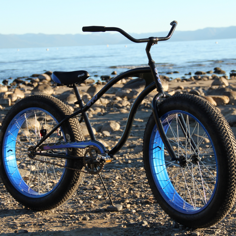 Fatbike high tide M1 - Evo