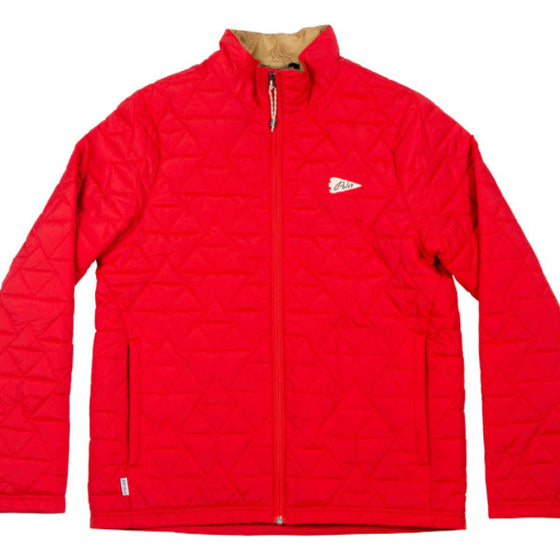 Manteau Stuffable - Poler rouge
