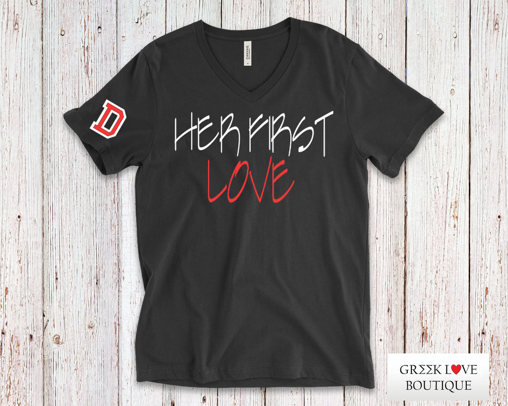 Her First Love - Tee