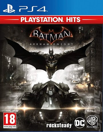 Batman: Arkham Knight on PS4 Video Game Brand New - Overflow Video Games