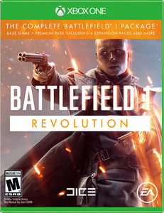 (Xbox One) Battlefield 1 Brand New Video Game - Overflow Video Games
