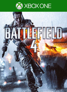 Battlefield 4 Xbox One Video Game Brand New - Overflow Video Games