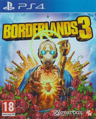 Borderlands 3 on PS4 Video Game Brand New - Overflow Video Games