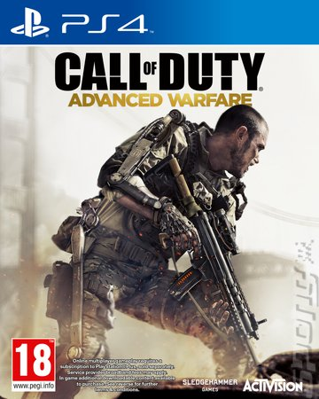 Call of Duty Advanced Warfare on PS4 Video Game Brand New - Overflow Video Games