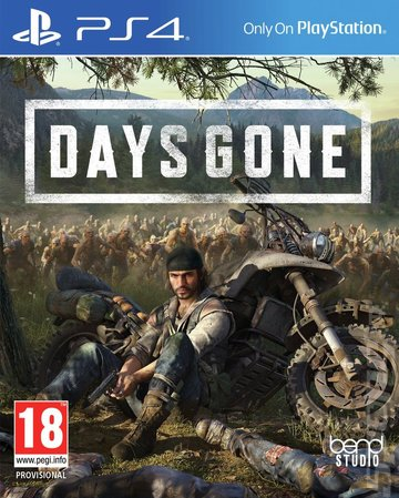 Days Gone on PS4 Video Game Brand New - Overflow Video Games