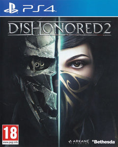 Bethesda Dishonored 2 on PS4 Video Game Brand New - Overflow Video Games
