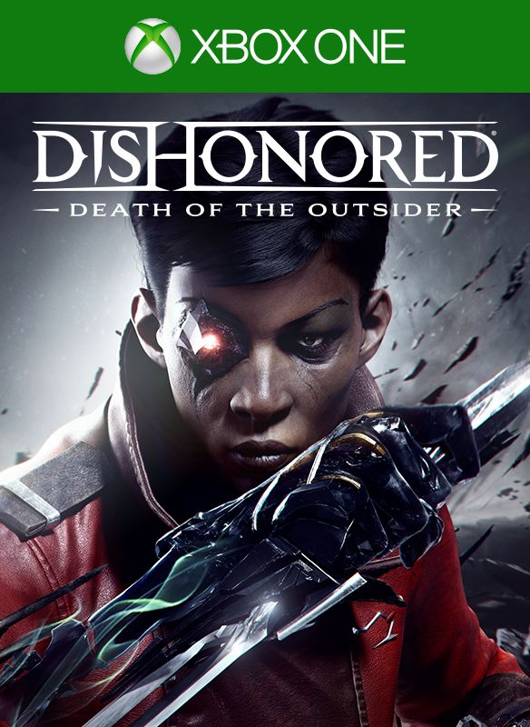 Dishonored The Death of the Outsider Xbox One Video Game Brand New - Overflow Video Games