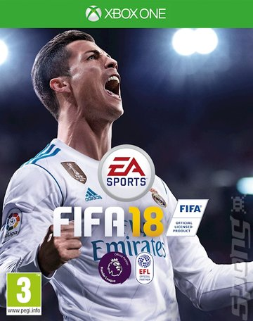 (Xbox One) FIFA 18 Used Video Game - Overflow Video Games