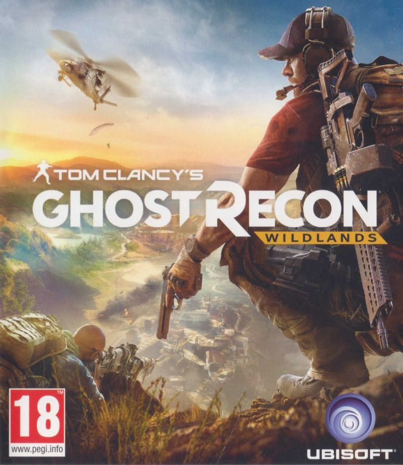 Ghost Recon Wildlands on PS4 Video Game Brand New - Overflow Video Games
