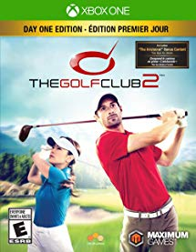 The Golf Club 2 Day 1 Edition Xbox One Video Game Brand New - Overflow Video Games