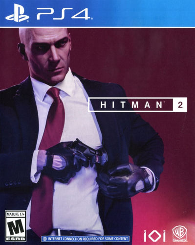 Hitman 2 on PS4 Video Game Brand New - Overflow Video Games