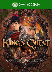 King's Quest Collection Xbox One Video Game Brand New - Overflow Video Games