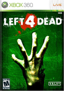 (Xbox 360) Left 4 Dead Brand New Video Game - Overflow Video Games
