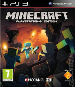 (PS3) Minecraft PS3 Edition Brand New Game - Overflow Video Games