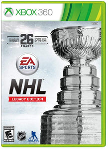 (Xbox 360) NHL 16 Legacy Used Video Game - Overflow Video Games