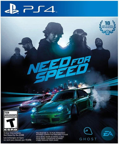 Need For Speed on PS4 Video Game Brand New - Overflow Video Games