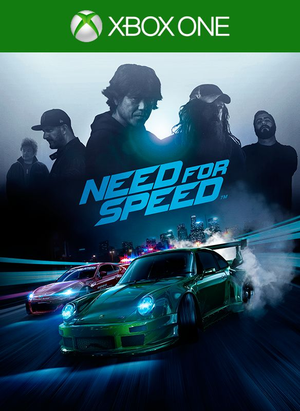 Need for Speed Xbox One Video Game Brand New - Overflow Video Games