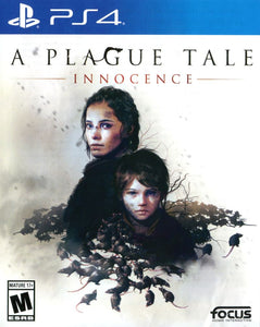 A Plague Tale: Innocence on PS4 Video Game Brand New - Overflow Video Games
