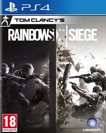 Rainbow Six Siege on PS4 Video Game Brand New - Overflow Video Games