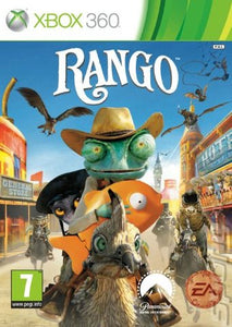 (Xbox 360) Rango Brand New Video Game - Overflow Video Games