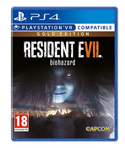 Resident Evil 7 VR  on PS4 Video Game Brand New - Overflow Video Games