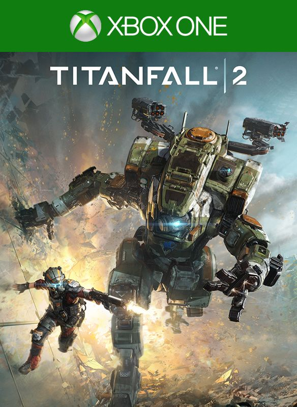 (Xbox One) Titanfall 2 Used Video Game - Overflow Video Games