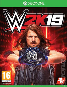 WWE 2K19 Xbox One Video Game Brand New - Overflow Video Games